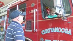 Skyler Phillips is a Chattanooga fire fighter and also the father of a child who has autism, which puts him in a unique position.He says he wants people to understand that when there's an emergency and a child with autism is involved, the situation needs t