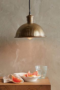Sunray Pendant Lamp - anthropologie.com