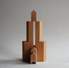Kinderspielzeuggebäude / Children's building toy :: Th. Artur Winde 1950-1955