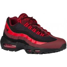 huge selection of 60cab 89861  89.99 nike air max 95 red and black,Nike Air Max 95 - Mens -