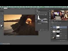 ▶ How to Color Dodge in Photoshop - YouTube
