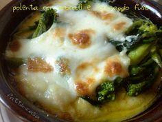 Polenta, Fett, Mashed Potatoes, Veggies, Treats, Chicken, Cooking, Ethnic Recipes, Carne