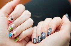 Christopher Kane Primavera de 2012 Nails Inspirados by Divonsir Borges