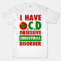 I Have OCD...it's true