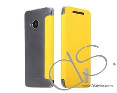 Veins Series HTC One Flip Leather Cases M7 - Yellow http://www.dsstyles.com/htc-one-cases/veins-series-htc-one-flip-leather-cases-m7-yellow.html