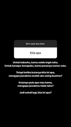 Quotes Rindu, Story Quotes, Tumblr Quotes, Text Quotes, People Quotes, Mood Quotes, Positive Quotes, Life Quotes, Cinta Quotes