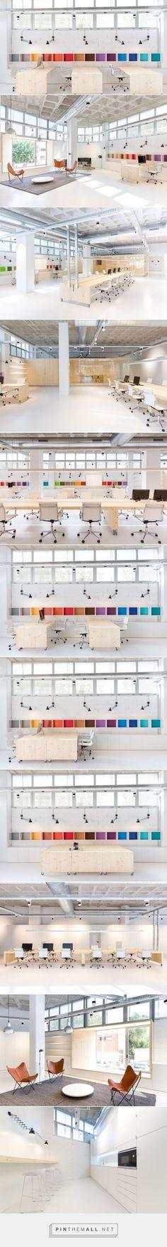 Diseño de las oficinas de pHformula - diariodesign.com