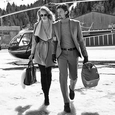 Sir Oliver AW14 Advertising Campaign #rollneck #wouterpeelen #holdall