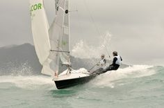 505 dinghy