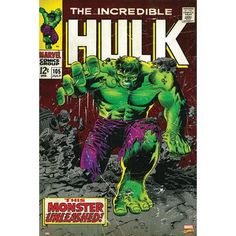 The Incredible Hulk Comic