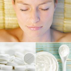 Learn this skin-softening, acne-busting DIY recipe with aspirin!