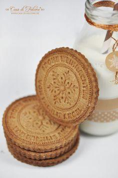 Winterliche Keksstempel & zimtig-würzige Kekse {Rezept} I personalisierte Keksstempel I cookie stamp I Casa di Falcone