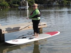 Hard boards provide a little more stability, but make sure you get one light enough to lift, carry, and haul to and from your put in location. There are many models of Stand Up Paddleboards, and sure to be many more in the future. After all, it's the latest wave!