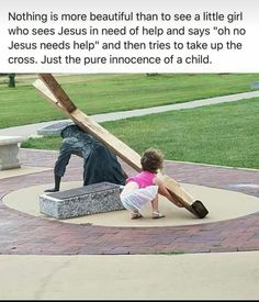 Restore Faith In Humanity Sweet Stories, Cute Stories, Miséricorde Divine, Human Kindness, Faith In Humanity Restored, Christian Memes, Quotes About God, Quotes About Children, Art Children