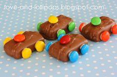 El amor y Lollipops: C es para el coche