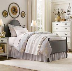 provence iron bed - Full - RH baby & child ( ;_; If I had the money...)
