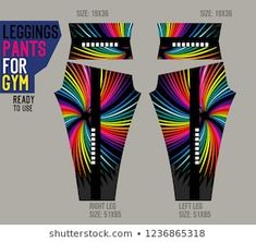 Imágenes similares, fotos y vectores de stock sobre leggings pants fashion vector illustration with mold; 1176203665 | Shutterstock Leggings Are Not Pants, Illustration, Swimwear, Bikinis, Design, Fitness, Shirts, Outfits, Womens Sports Fashion