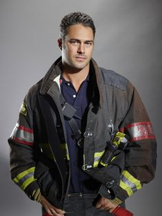 CHICAGO FIRE: Severide, game face   Shared by LION