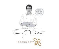 Receitas Semanais com Mel Beesweet by Chef Tony Martins - Beesweet