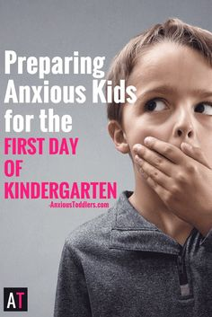 The first day of kindergarten can be scary to kids (and parents). There are some ways to prepare kids for their first day of school. Here are a few.