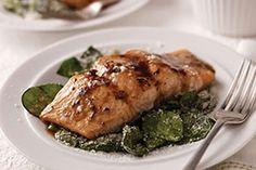 Mediterranean Salmon for Two