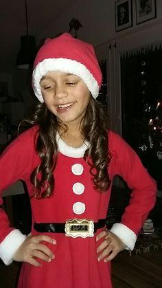 Christmas 2016 8 Year Olds, Christmas 2016, Christmas Sweaters, Sweet, Fashion, Moda, La Mode, Christmas Jumper Dress, Christmas Jumpers