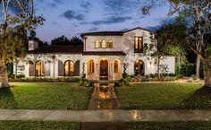 Spanish style home In San Marino, California