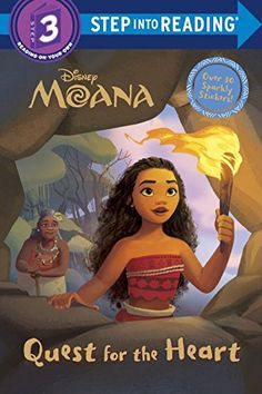 Disney Moana Quest for the Heart
