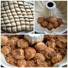 Overnight Make Ahead Monkey Bread {Using Real Ingredients}