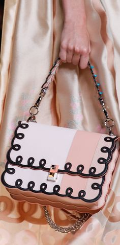 28c146b34558 Brilliant Luxury♢Fendi Candy Colours Spring 2017♢Flap Bag 2017 Handbags