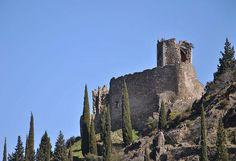 Les châteaux de Lastours, Languedoc Roussillon, via Flickr.