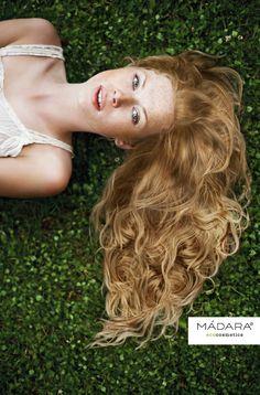 Iveta Vaivode for Madara Beauty Tips, Beauty Hacks, Hair Beauty, Madara Cosmetics, Organic Makeup, Strawberry Blonde, Natural Beauty, Giveaway, Skincare