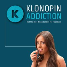 Dependent and addicted – after only one month of use, a third of users will experience #Klonopin withdrawal syndrome which most often requires a inpatient rehabilitation setting due to the severity of withdrawal symptoms. http://www.rehabcenter.net/klonopin-addiction-and-the-best-rehab-centers-for-treatment/