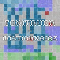 tonitruer — Wiktionnaire