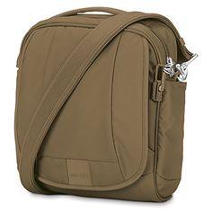 Pacsafe Metrosafe LS200 AntiTheft Shoulder Bag Sandstone >>> You can get additional details at the image link. (Note:Amazon affiliate link)