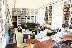 13 Insanely Fabulous Fashion Designer Homes