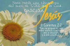 """Hoy, Dia 16 de la Cuaresma - una de mis reflexiones favoritas, porque habla de la centralidad de mi fe cristiana: JESUCRISTO, Y ESTE CRUCIFICADO. Ojalá hable profundamente a tu corazón también - porque allí, al pie de la cruz, """"descubrirás que la vida en Dios se levanta a partir de tu seguridad en Su amor, no de tu inseguridad de que tú no lo amas lo suficiente."""" Aquí: http://www.reflexionesparavivir.com/180_grados_item/993/dia-16-jesucristo-y-este-crucificado/ (Marzo 7, 2015)"""