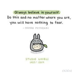 Image result for studio ghibli quotes