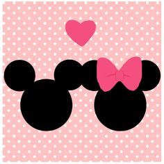disney love in pink