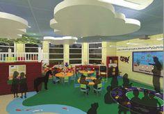 kindergarten classroom pictures | Preschool Classroom