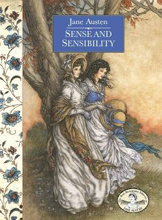 Sense and Sensibility by Jane Austen.... love the Dashwood sisters