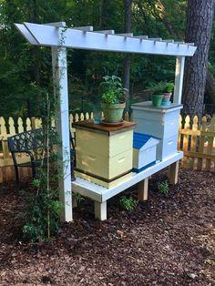 More Bee Bins.