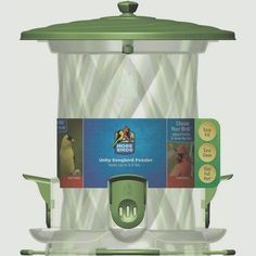 Yard, Garden & Outdoor Living Green For Seed Products Are Sold Without Limitations Jacobi Jayne Seed Feeder
