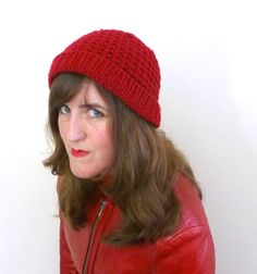 My new Free Pattern: The Ringwood Beanie
