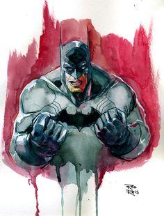 Batman by Rod Reis