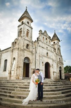 Granada Nicaragua Wedding, Destination Wedding Photographer, Guadalupe Church, Nicaragua amanda mae images | wedding & portrait photography blog