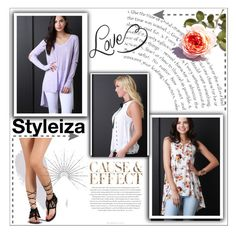 """""""Styleiza 14/50"""" by nejrasehicc ❤ liked on Polyvore featuring Envi and Styleiza"""