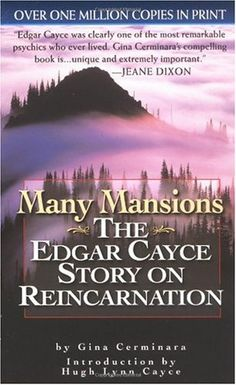 Bestseller Books Online Many Mansions: The Edgar Cayce Story on Reincarnation (Signet) Gina Cerminara $7.99