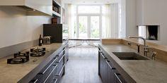 Keuken betonblad