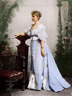 Princess Alix of Hesse ( Empress Alexandra Feodorovna )
